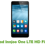 Innjoo One LTE HD Firmware