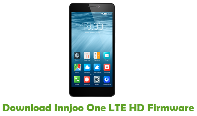 Download Innjoo One LTE HD Firmware