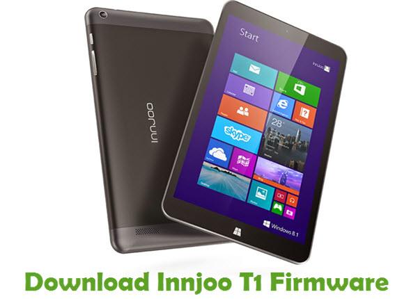 Download Innjoo T1 Firmware