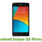 Innjoo i2S Firmware