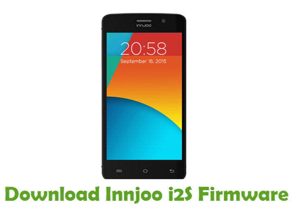 Download Innjoo i2S Firmware