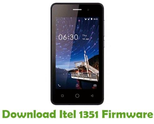 Download Itel 1351 Firmware