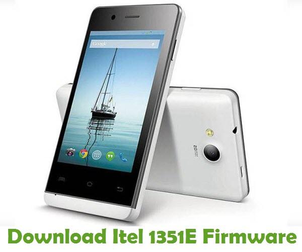 Download Itel 1351E Firmware