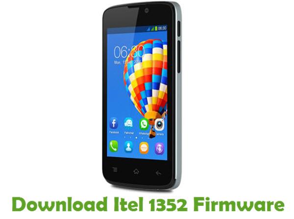Download Itel 1352 Firmware