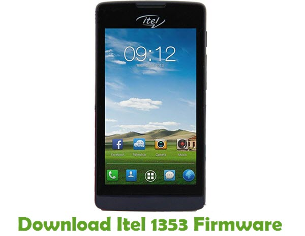 Download Itel 1353 Firmware