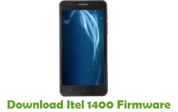 Download Itel 1400 Firmware