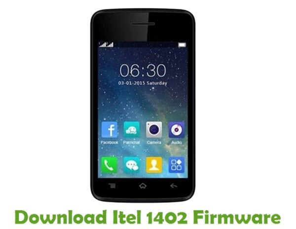 Download Itel 1402 Firmware