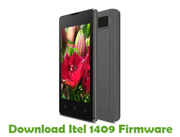 Download Itel 1409 Firmware