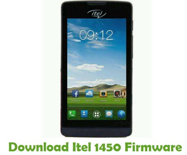 Download Itel 1450 Firmware
