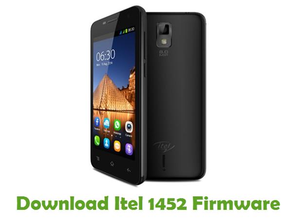 Download Itel 1452 Firmware