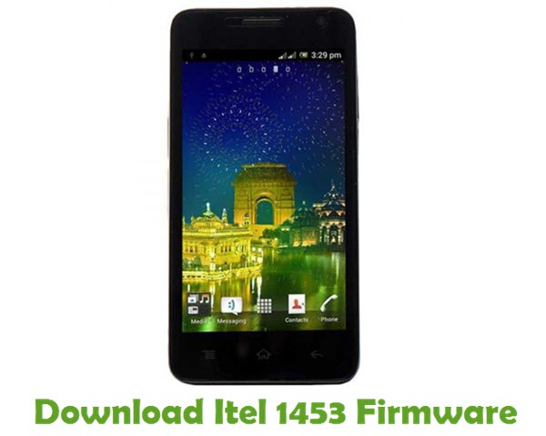 Download Itel 1453 Firmware