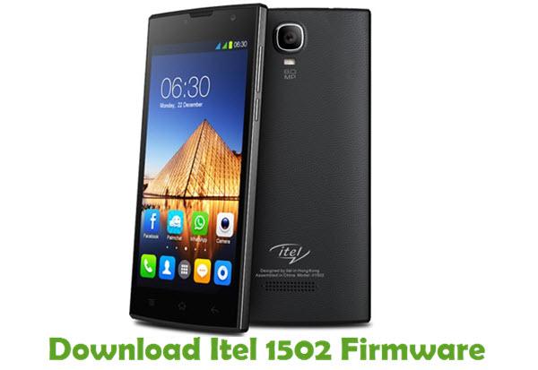 Download Itel 1502 Firmware