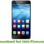 Itel 1503 Firmware