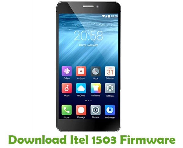 Download Itel 1503 Firmware