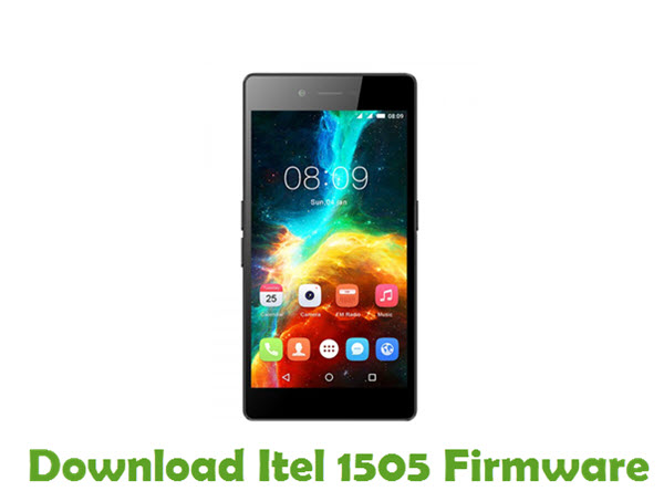 Download Itel 1505 Firmware