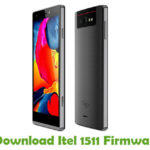 Itel 1511 Firmware