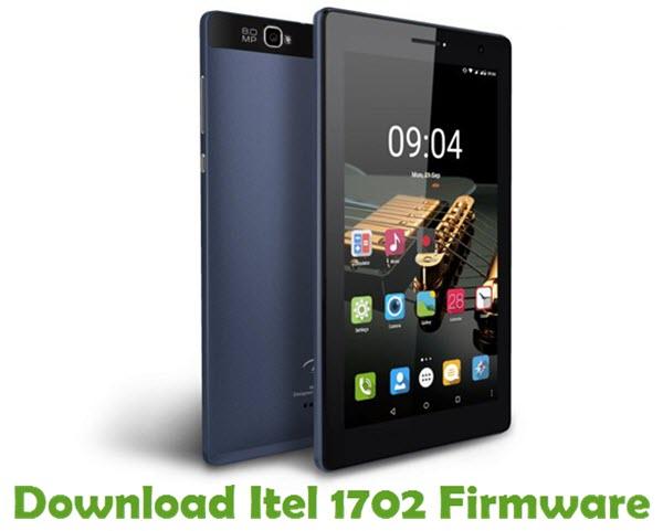 Download Itel 1702 Stock ROM