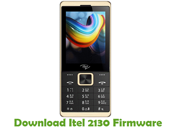 Download Itel 2130 Firmware