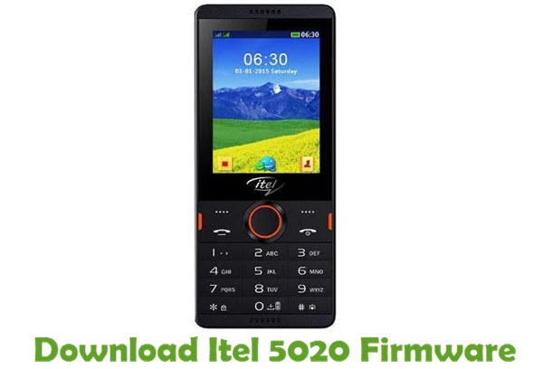 Download Itel 5020 Firmware