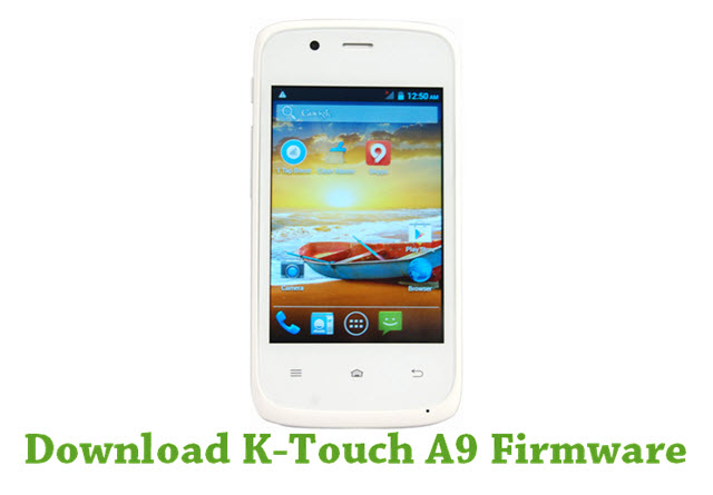 Download K-Touch A9 Firmware