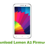 Lemon A2 Firmware