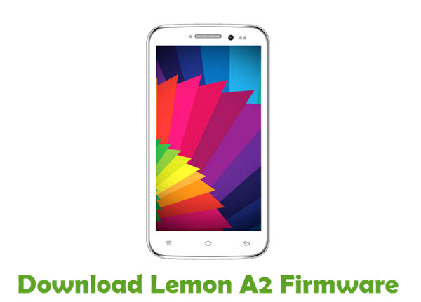 Download Lemon A2 Firmware