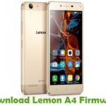 Lemon A4 Firmware