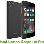 Lemon Ocean 101 Firmware