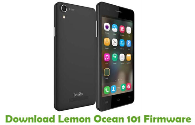 Download Lemon Ocean 101 Firmware