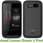 Lemon Ocean 2 Firmware