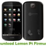 Lemon P1 Firmware