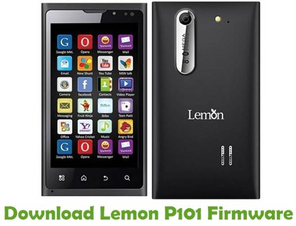Download Lemon P101 Firmware