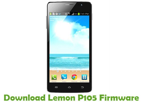 Download Lemon P105 Firmware