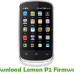 Lemon P2 Firmware