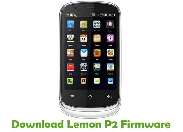Download Lemon P2 Firmware