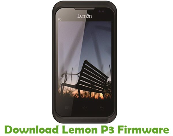 Download Lemon P3 Firmware