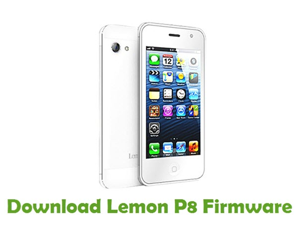 Download Lemon P8 Firmware