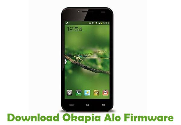 Download Okapia Alo Firmware