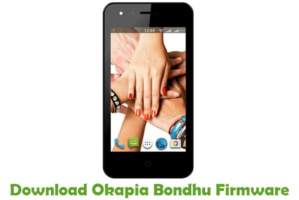 Download Okapia Bondhu Firmware