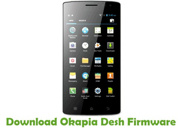 Download Okapia Desh Firmware