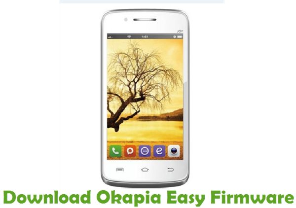 Download Okapia Easy Firmware