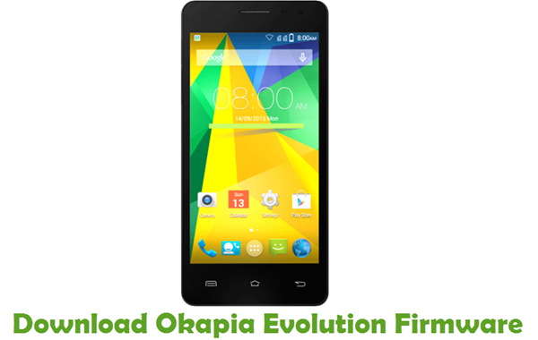 Download Okapia Evolution Firmware