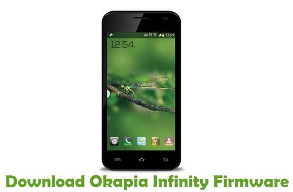 Download Okapia Infinity Firmware