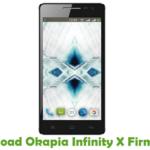 Okapia Infinity X Firmware