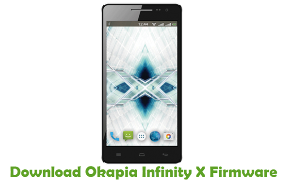 Download Okapia Infinity X Firmware