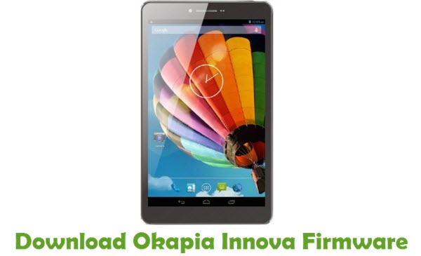Download Okapia Innova Firmware