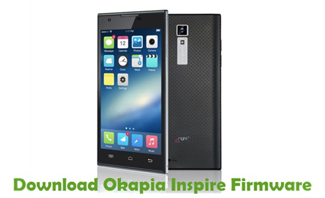 Download Okapia Inspire Firmware