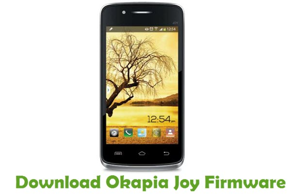 Download Okapia Joy Firmware