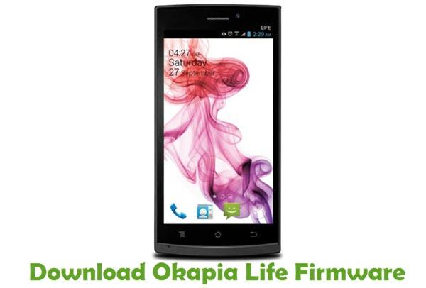 Download Okapia Life Firmware