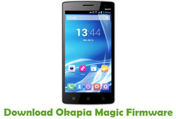 Download Okapia Magic Firmware
